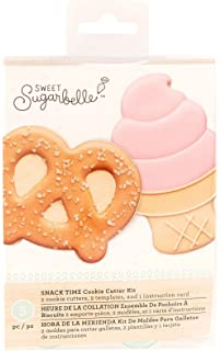 Sweet Sugarbelle SPECIALTY Cookie Cutters - SNACK TIME
