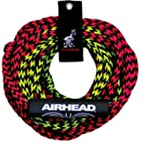Airhead 2-Section Tow Ropes   1-4 Rider Ropes for Towable Tubes