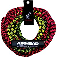 Kwik Tek AIRHEAD AHTR-22 Tube Rope 2 Section with Float, 2 Rider