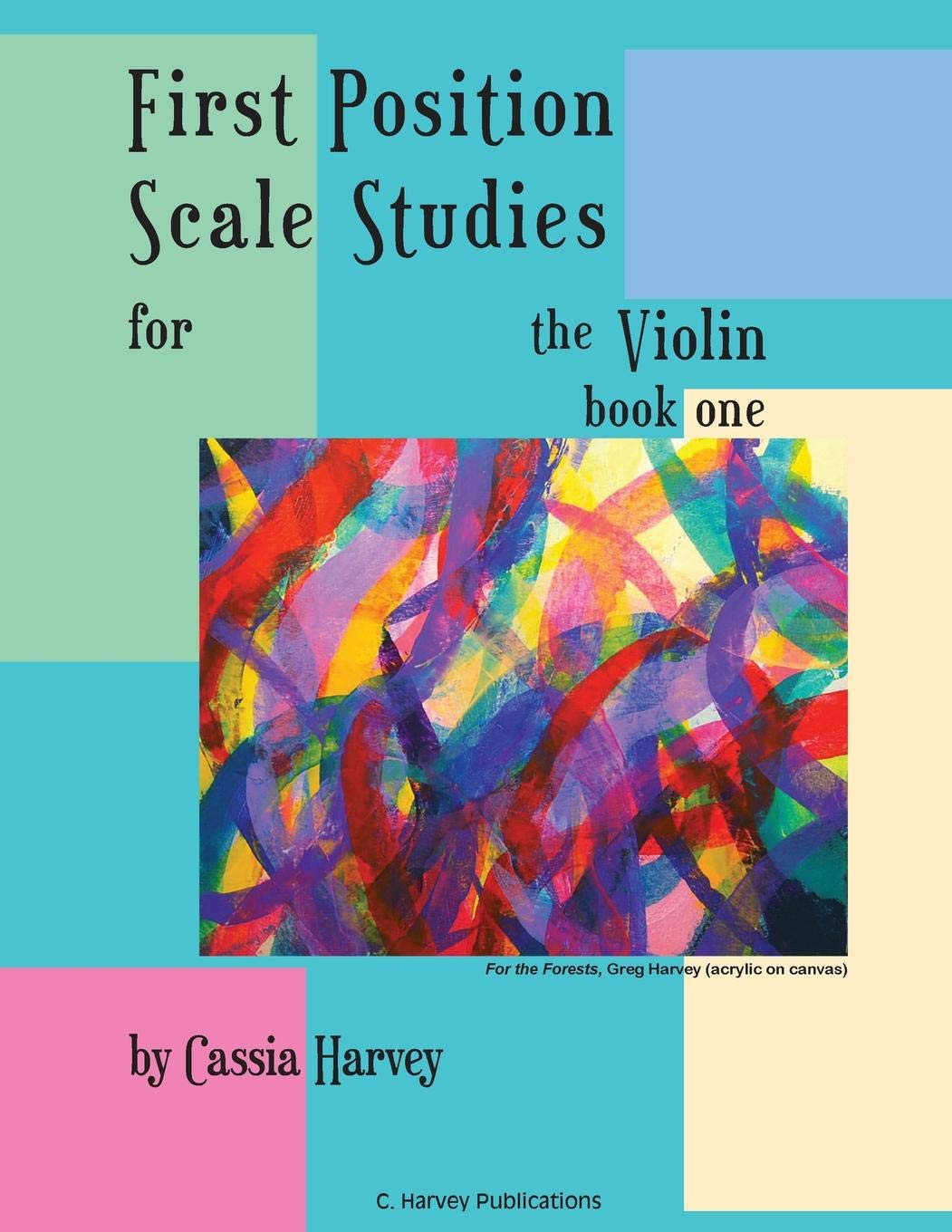 Read Online First Position Scale Studies for the Violin, Book One ebook