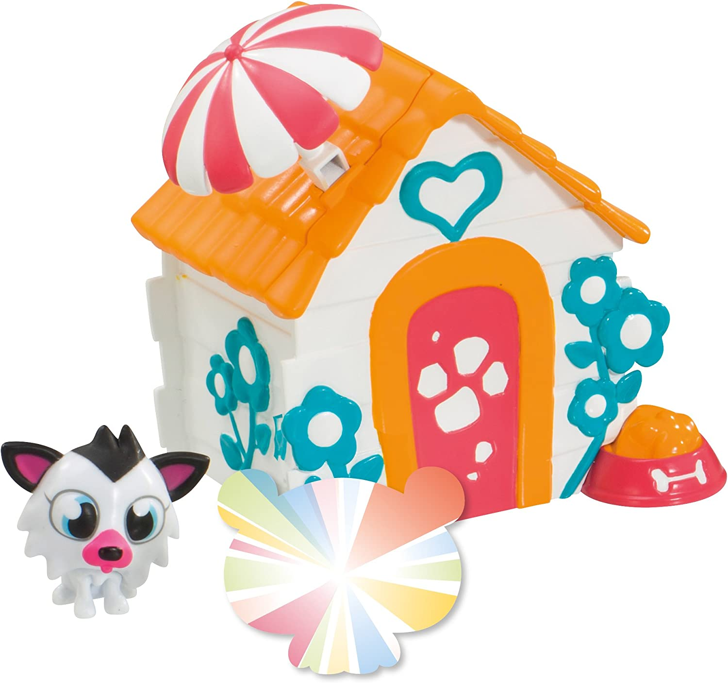 Moshi Monsters Moshling Hábitats Puppies Ruff Ruff Ranch Toys Games