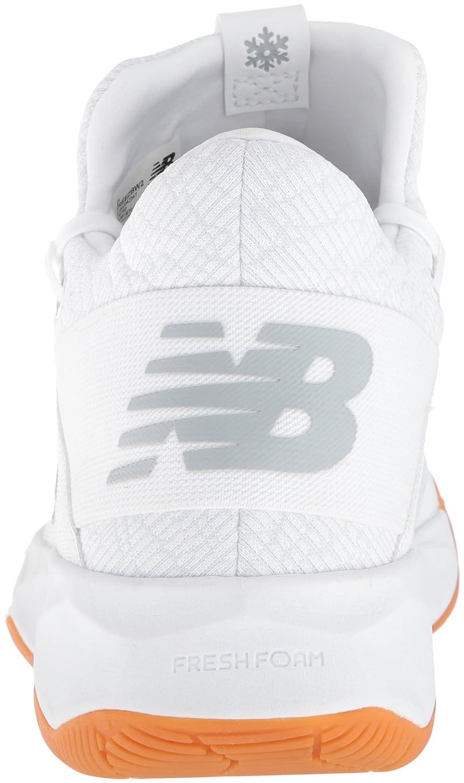New Balance Men's Freeze V2 Box Agility Lacrosse schuhe, Weiß Weiß Weiß grau, 11 D US 089b1e