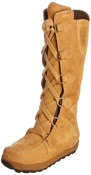 bottes chaudes femme timberland