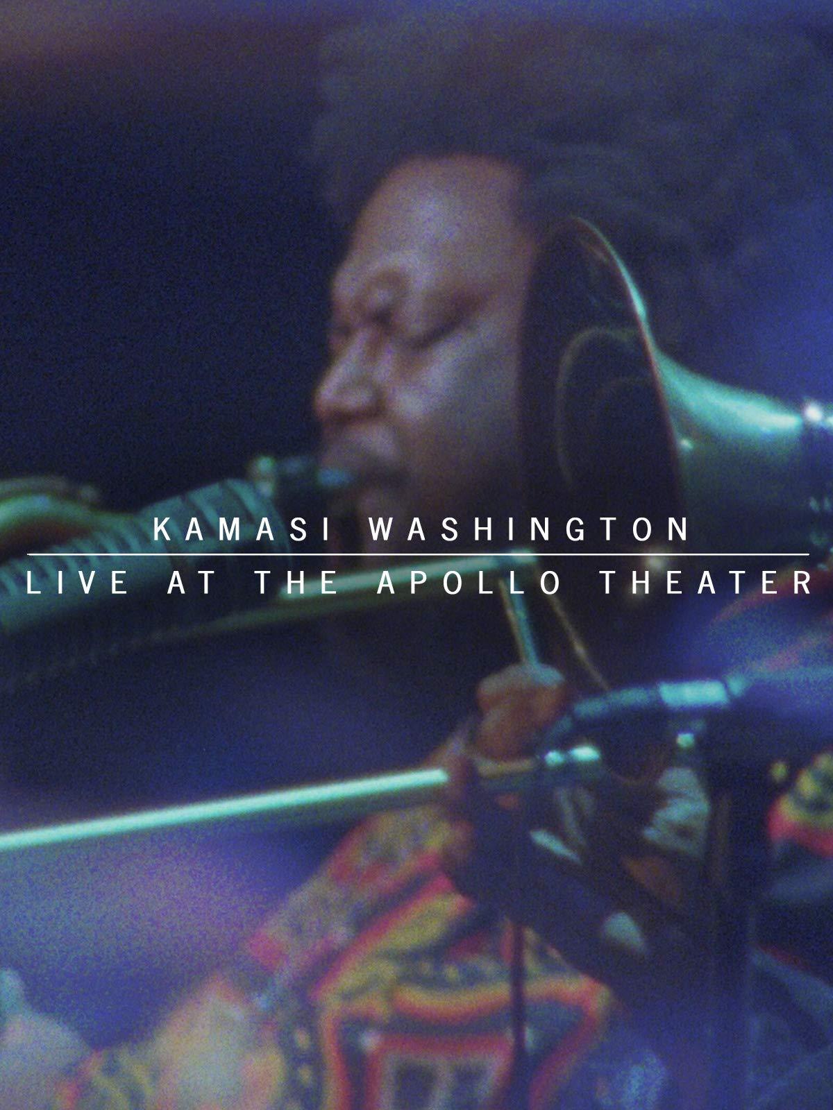 Kamasi Washington Live At The Apollo Theater