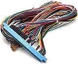71Xr6ZOYszL._AC_UL160_SR160160_ amazon com jamma board standard cabinet wiring harness loom for