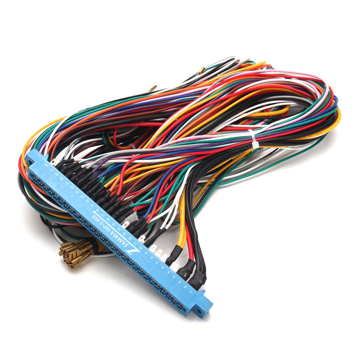 28 Pins Jamma Harness Cabinet Wire Wiring Loom For Arcade Game PCB Video Board by Atomic Market