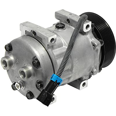 Universal Air Conditioner CO 4776C A/C Compressor: Automotive