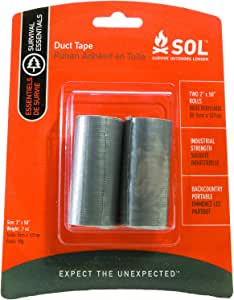"""S.O.L Survive Outdoors Longer 50"""" Duct Tape"""