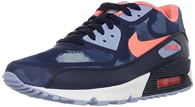 code promo 439e0 f1b6b Nike AIR Max 90 PRM Tape - Age - Adulte, Couleur - Bleu ...