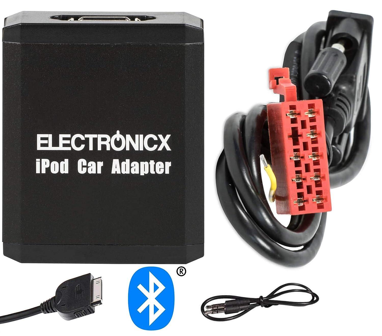 Adaptador aux Bluetooth Iphone Ipad iPod Mercedes