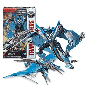 Amazon Com Transformers The Last Knight Premier Edition Deluxe