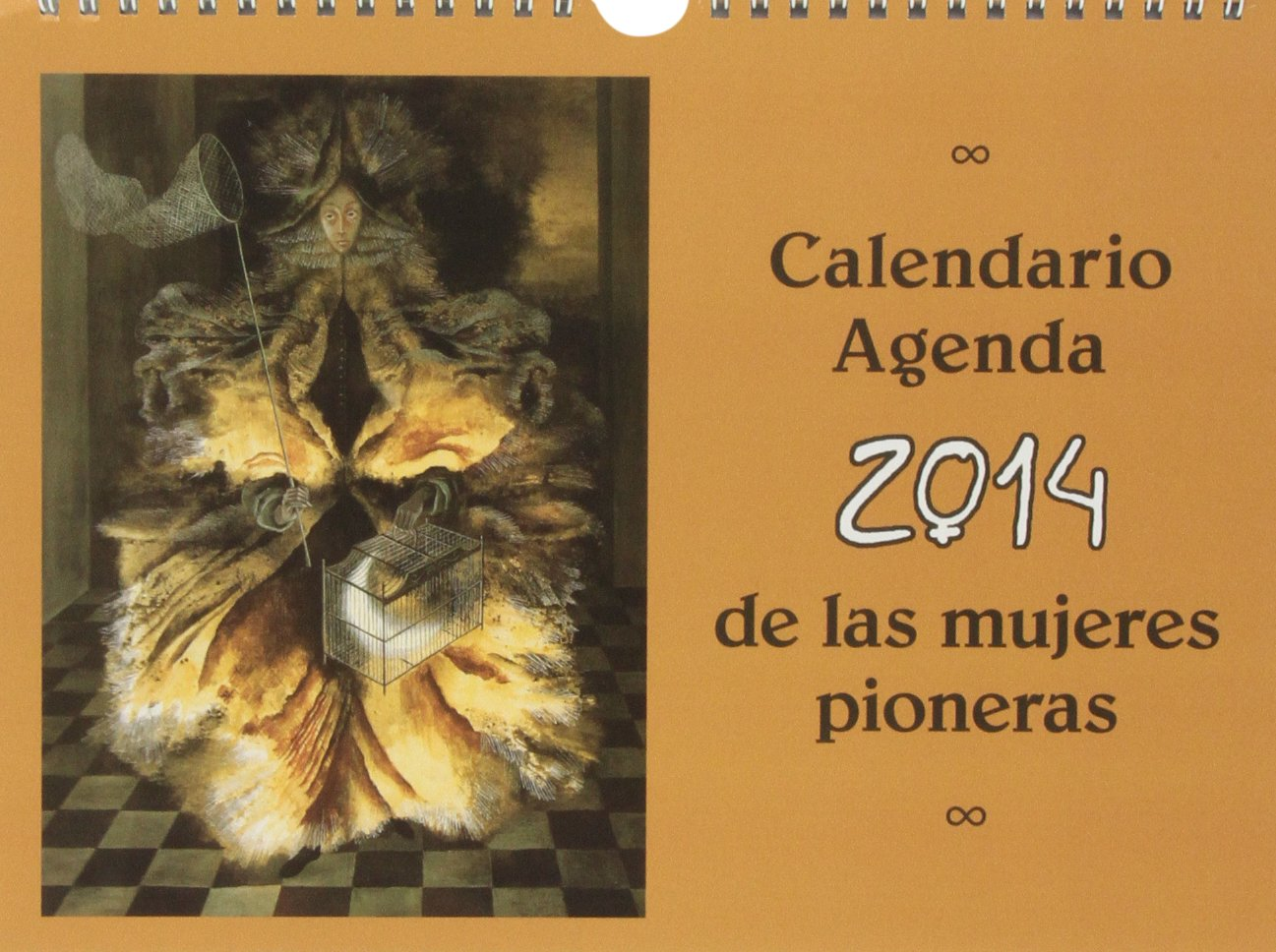CALENDARIO MUJERES 2014: 9788496004573: Amazon.com: Books