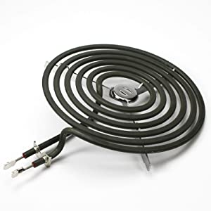 "ANTOBLE Range Burner 8"" 6 Coils Stove Surface Element for GE WB30M2 2797 340524 PS243868 AP2634728 WB30K5027 WB30M0002"