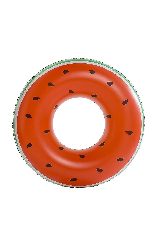 JILONG 37343 - rosquilla Sandía Hinchable Jumbo Watermelon: Amazon ...