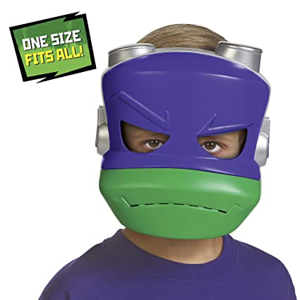 Rise of the Teenage Mutant Ninja Turtles DonatelloS Role Play Mask