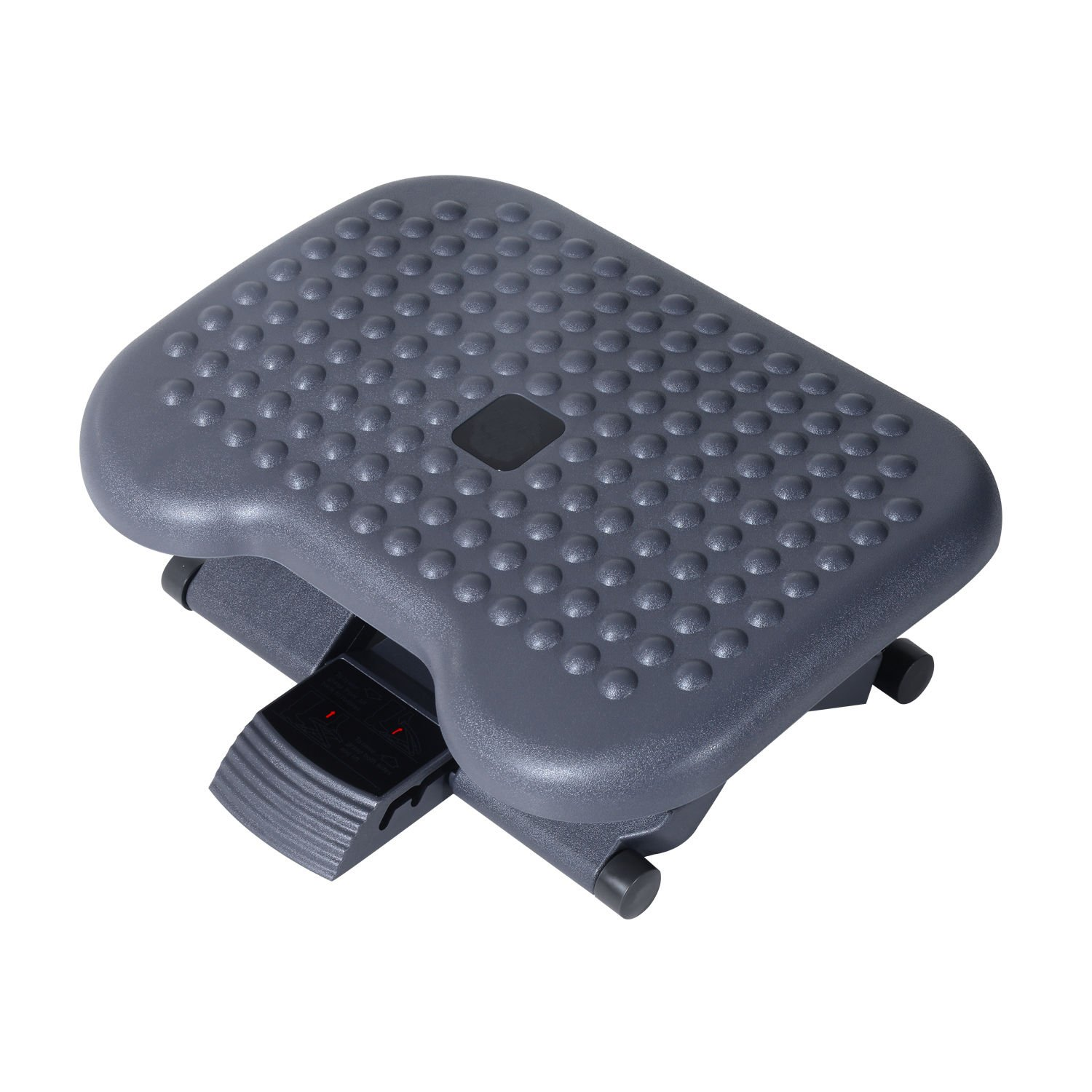 Foot Rest Height/Tilt Adjustable 460 x 360 mm Perfect For Home or Office Unbranded 1