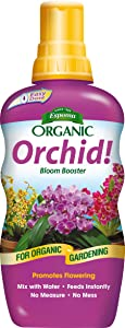 Espoma Orchid! Liquid Plant Food, Natural & Organic Bloom Booster for Orchids, 8 fl oz, Pack of 2