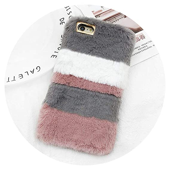 coque pour iphone x luxury warm rabbit