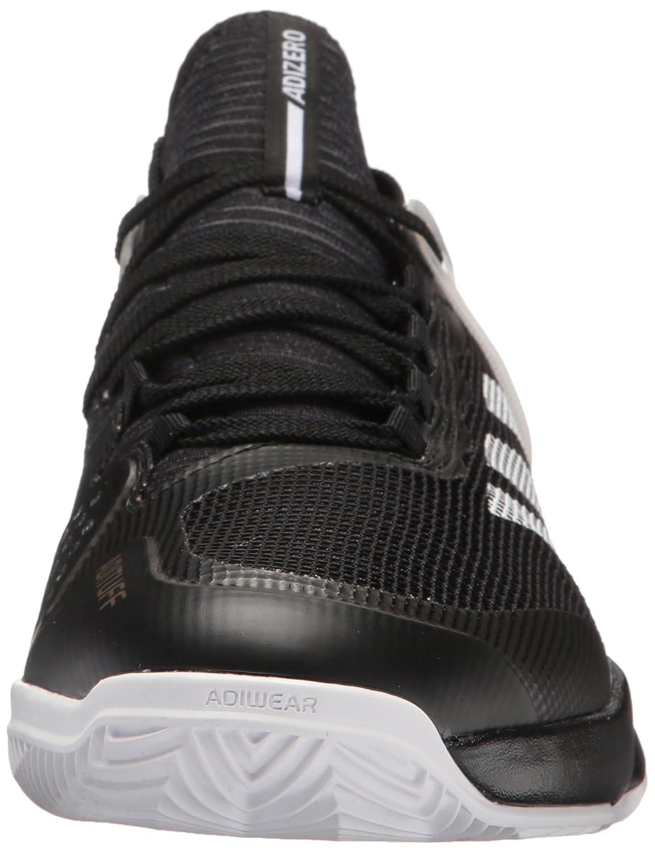 cheap for discount c1b2b aef72 Amazon.com  adidas Mens Adizero Ubersonic 2 Clay Tennis Shoe  Tennis   Racquet Sports