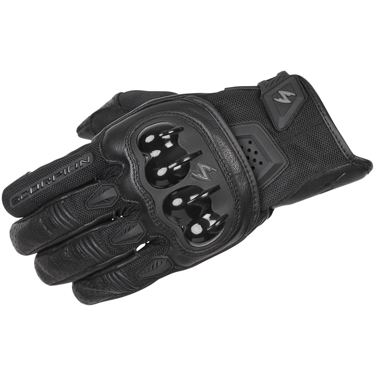 Scorpion Talon Sport Motorcycle Glove (Black, X-Large)