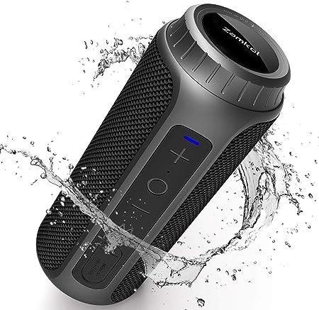 Zamkol Altavoz Bluetooth, 30W Altavoces Bluetooth portatiles ...