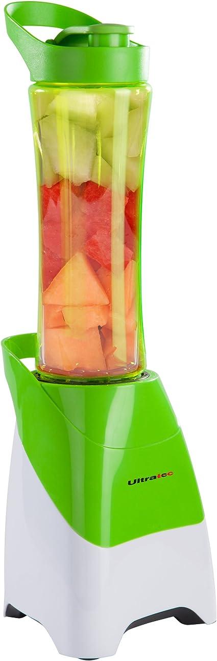 Ultratec Cuisine Blender to Go Mixeur sur pied 2 en 1 pour