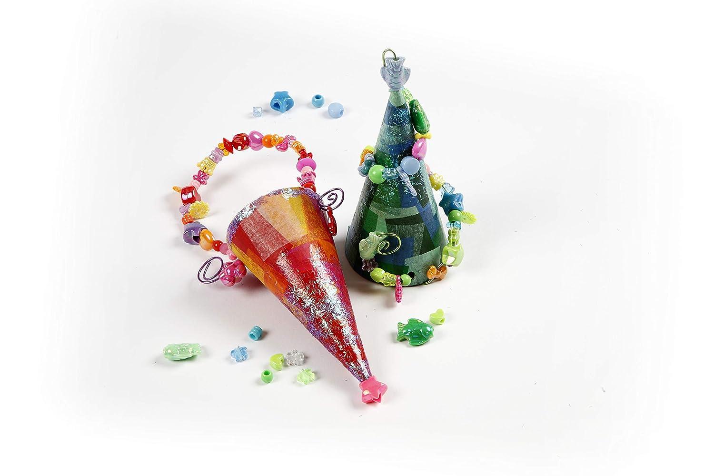 D: 4 cm 10 pz H: 8 cm Coni Creativ Company