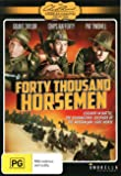 40,000 Horsemen ( Forty Thousand Horsemen ) [ NON-USA FORMAT, PAL, Reg.0 Import - Australia ]