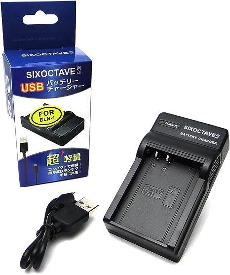 E-M1 Pen-F E-M1,E-P5 Dual Ladegerät für Olympus OM-D