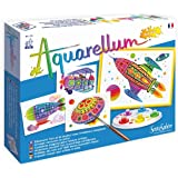 "Sentosphère 3900678 ""Aquarellum Junior Flying Objects Painting Set"