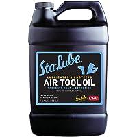 Sta-Lube CRC - Aceite para herramientas de aire, 1 Galón