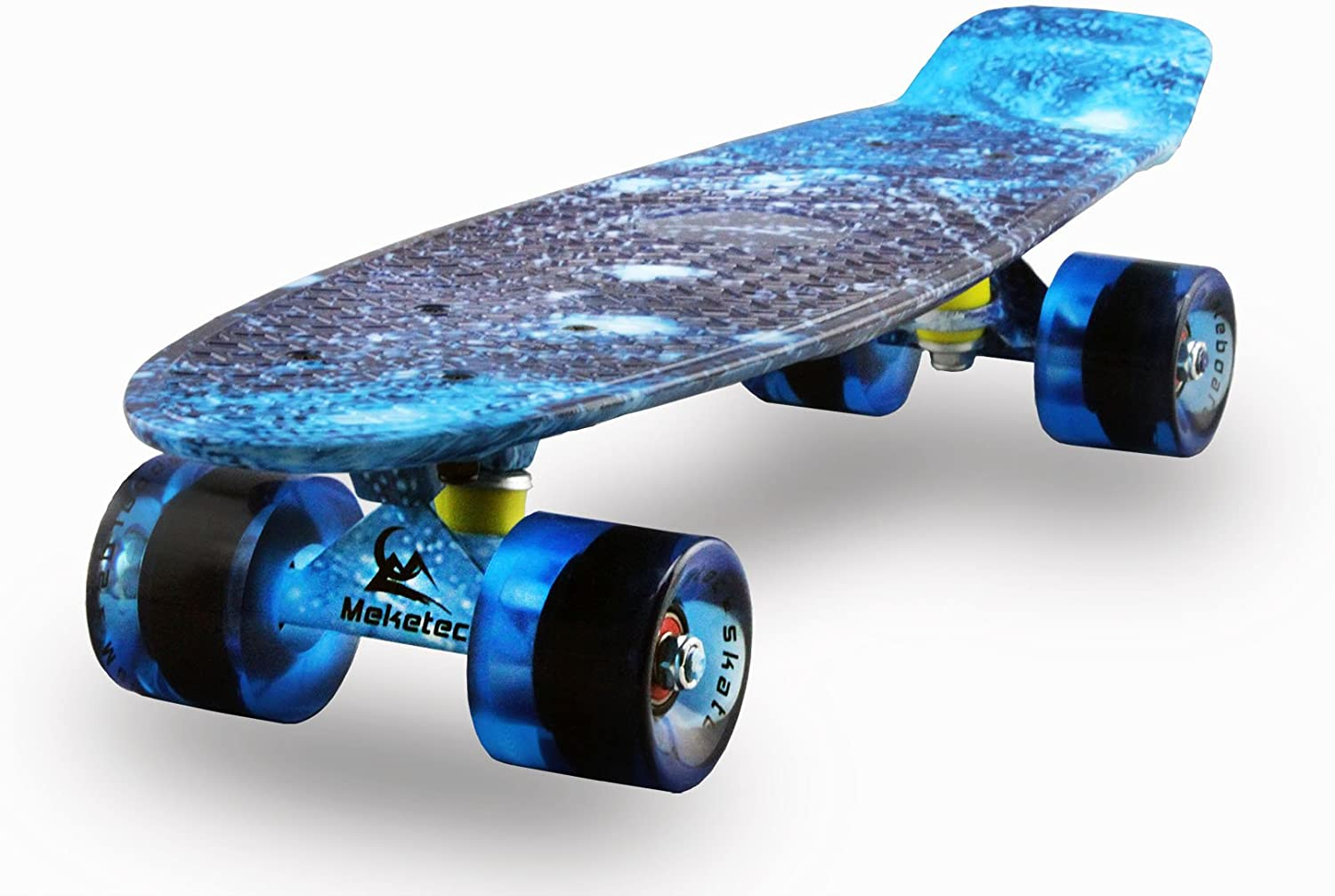 Meketec Complete 22 Inch Mini Cruiser for Kids