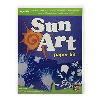 Sun Art Paper Kit 5x7: Toys & Games