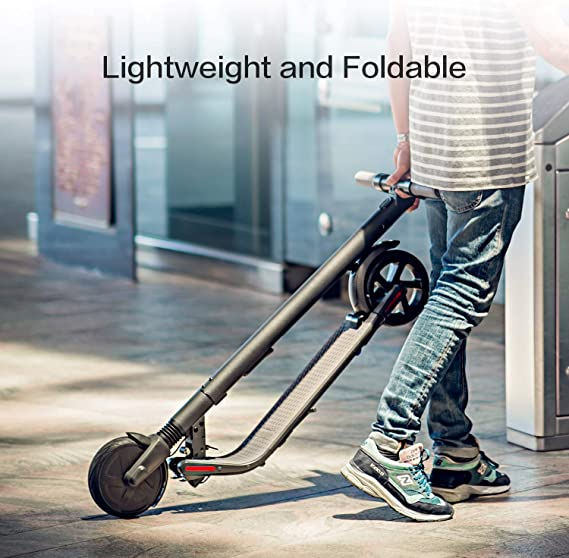 Amazon.com: Segway Ninebot ES2 - Patinete eléctrico plegable ...