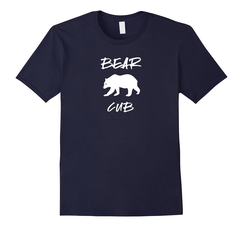 Bear Cub Shirt Baby Bear Pajamas Family Matching Shirts-FL