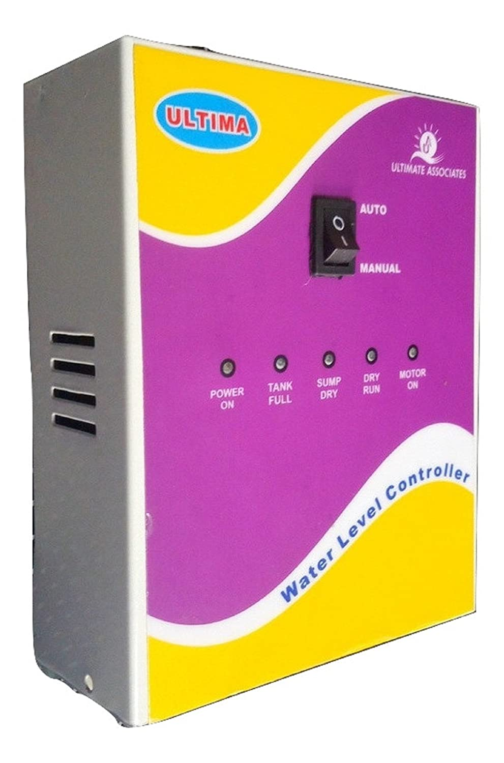 Buy Ultima Automatic Pump Controller With Float Single Phase Motor Motorcycle Engine Wiring Diagram Online At Low Prices In India