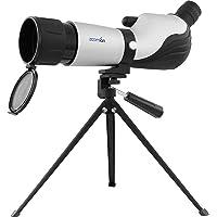 Zoomion Lynx catalejo 20-60x60 para la observación de Aves y el Tiro Deportivo - Ocular de trípode con Zoom a Prueba de…