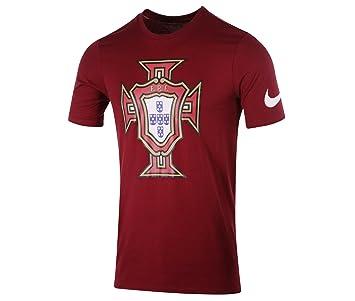 Nike Federación Portuguesa de Fútbol 2015/2016 - Camiseta Oficial, Talla M