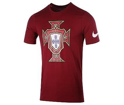 Nike Federación Portuguesa de Fútbol 2015 2016 - Camiseta Oficial ... 7993d309a3dad