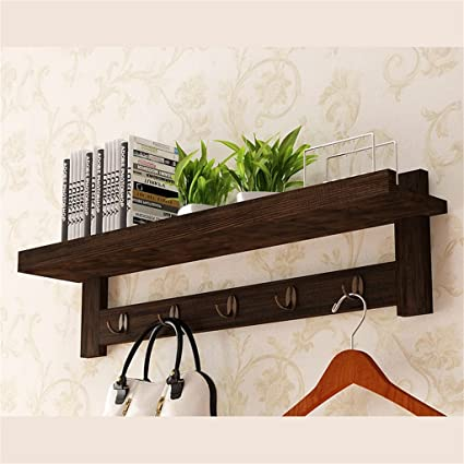Amazon.com: Rack Shelf Coat Rack Hanger Living Room Bedroom ...