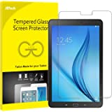 JETech Screen Protector Film for Samsung Galaxy Tab E 9.6, Tempered Glass Film