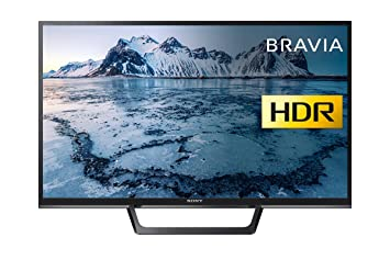 sony 32 inch smart tv. sony bravia kdl32we613 (32-inch) hd ready hdr smart tv (x- 32 inch tv