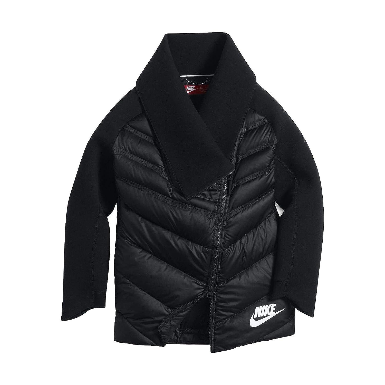 4f511d0a4 Amazon.com: NIKE Youth Girls Sportswear Tech Fleece Aeroloft Jacket ...
