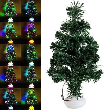 Künstlicher Weihnachtsbaum Mit Beleuchtung.Künstlicher Weihnachtsbaum Mit Beleuchtung Led Lichterkette 45 Cm