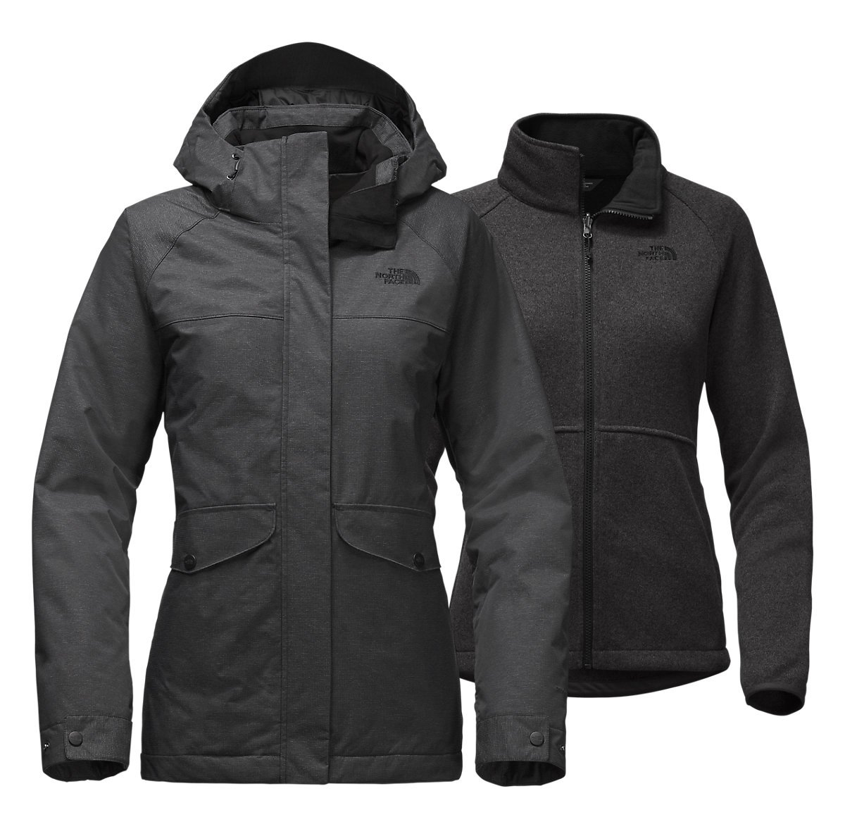 North Face Merriwood Triclimate Jacket Womens Style : A2VH8-KS7 Size : Large