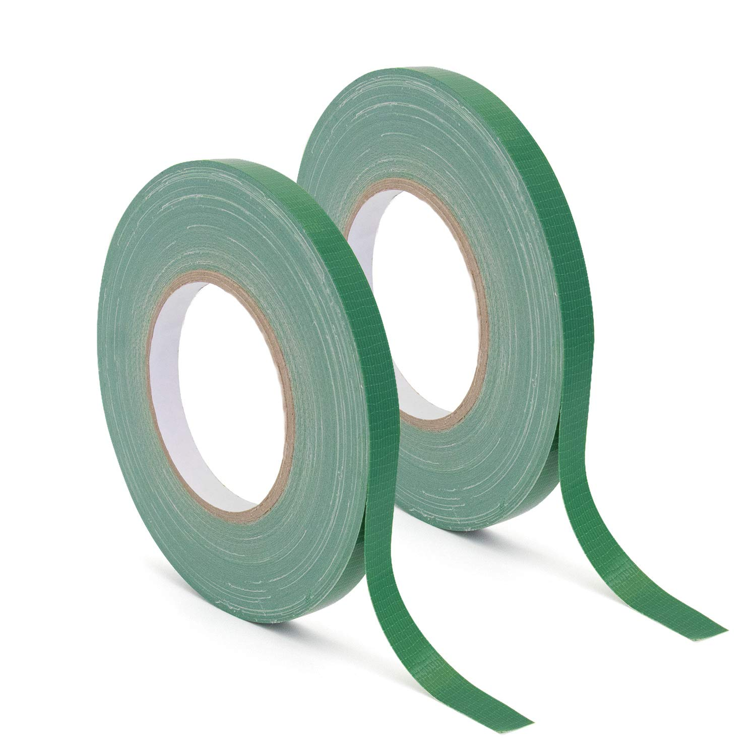 Floral Tape Green, Flower Wrap Adhesive Waterproof Tape for Bouquets by Royal Imports 0.5