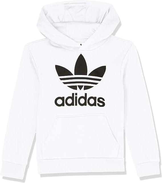 adidas J TRF, Sweatshirt mit Kapuze Herren, Herren, DH2668