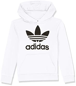 4721060385e19 adidas Trefoil Sweat-Shirt à Capuche Enfant: Amazon.fr: Sports et ...