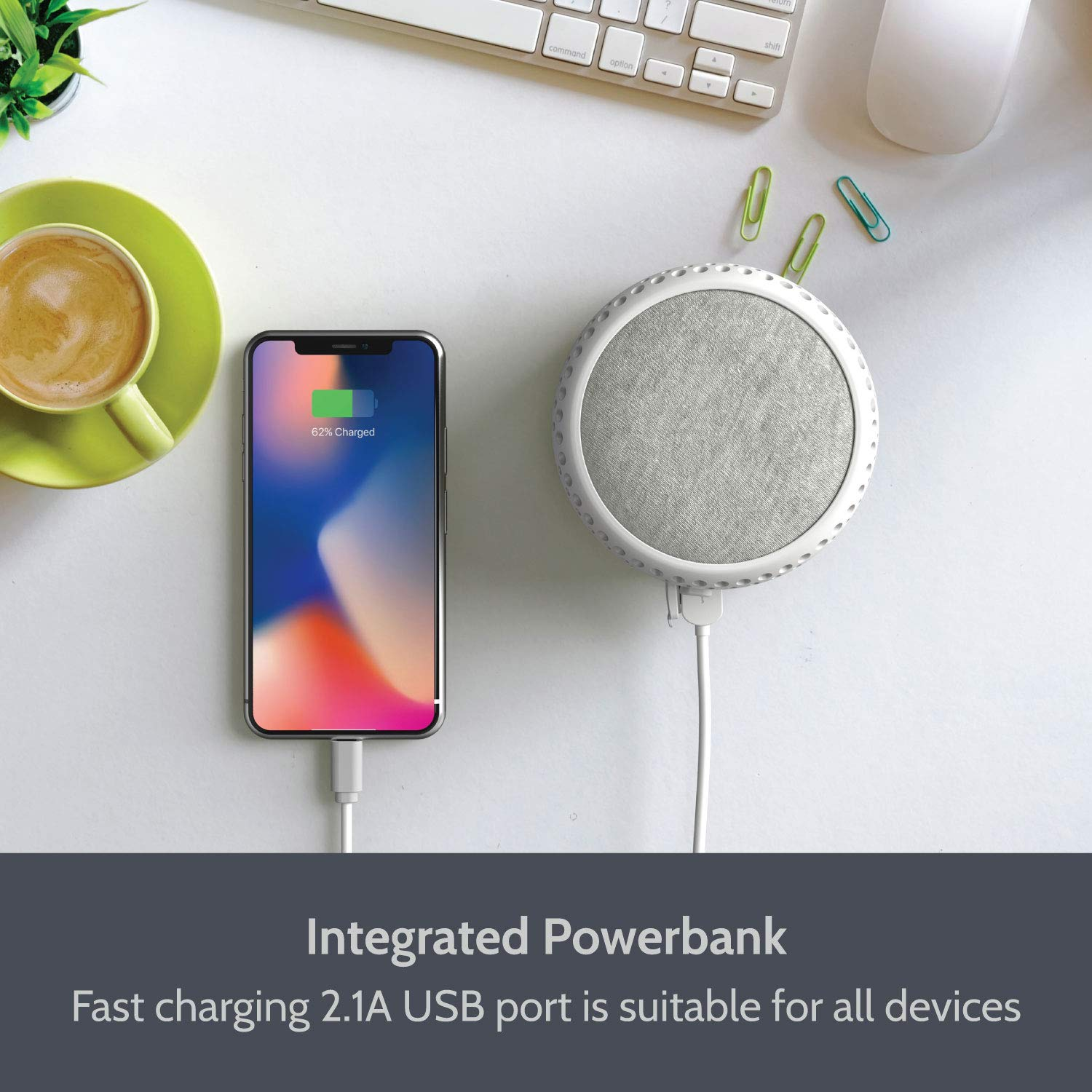 Amazon.com: Move Portable Battery Base for Google Home Mini: Cell Phones & Accessories