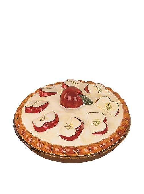 Kaleidos-Molde para tarta, diseño de manzanas y nata: Amazon.es: Hogar